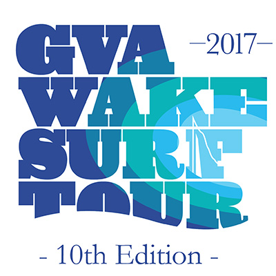 Logo du GVA wake Surf Tour 2017